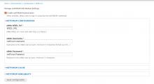 netAuth Configuration