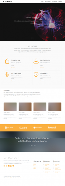 drupal themes based on bootstrap