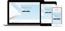 Showcase Lite, free Drupal 8 theme by More than Themes