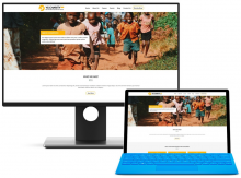 Drupal 8  theme for NGO and charity