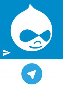 Telegram channgel notification.
