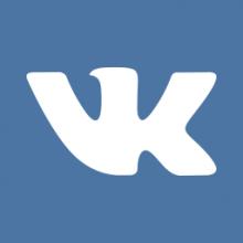 Vkontakte social auth