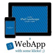 WebApp Infoscreen