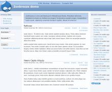 Zenbreeze theme