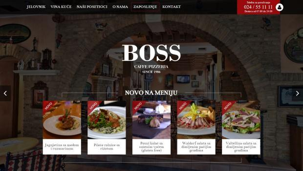 bosscaffe restaurant drupal org