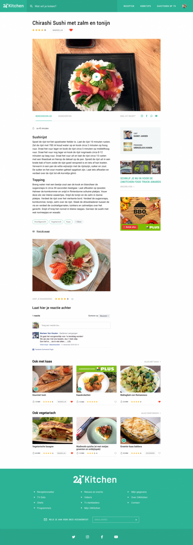 24kitchen The No 1 Website For Food Lovers Drupal Org