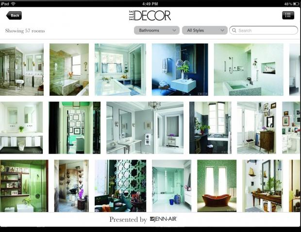 Good Elle Decor Lookbook App Screenshot