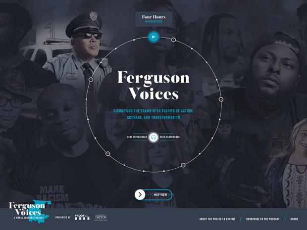 Ferguson Voices | Home Page