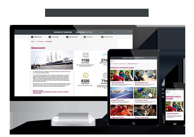 london.gov.uk for The Mayor of London