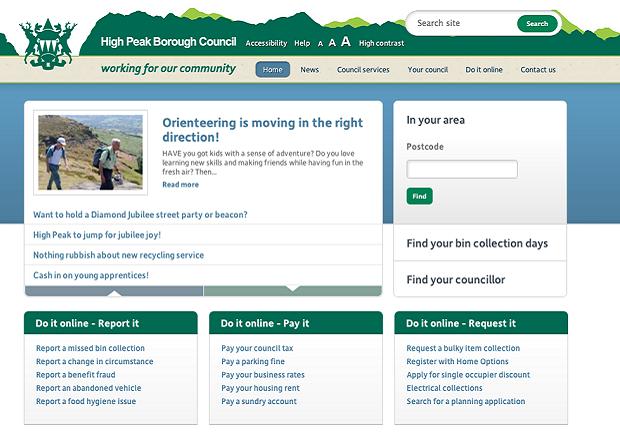 High Peak Borough Council