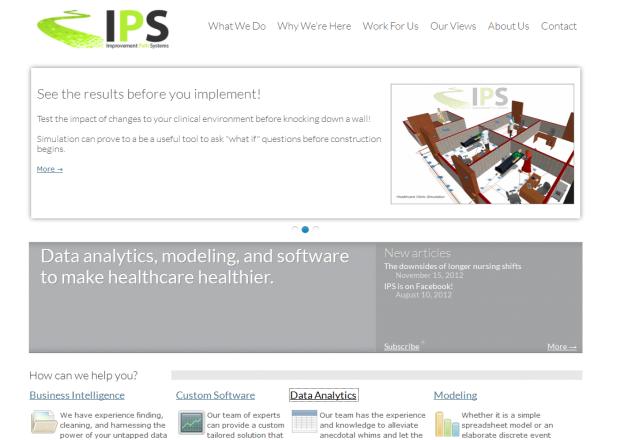 IPS Homepage