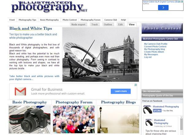 Illustrated Photography - Digital Photography Magazine and Camera Club