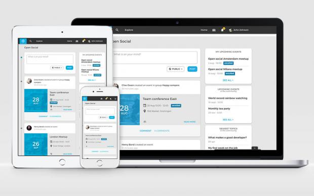 Fully responsive for a variety of devices