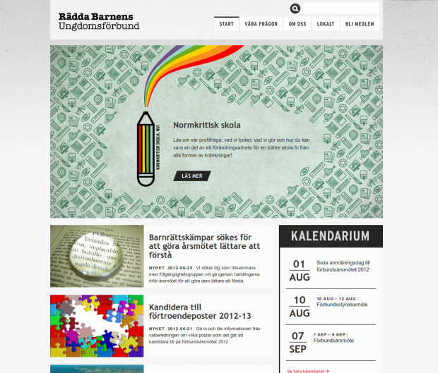 RBUF by Rabash Web & Design Cooperative
