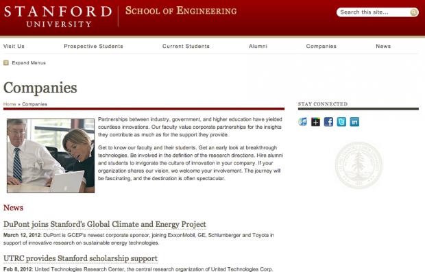 Stanford School of Engineering | Drupal org