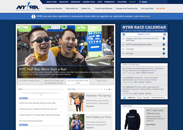 New York Road Runners: A Global Fitness Organization