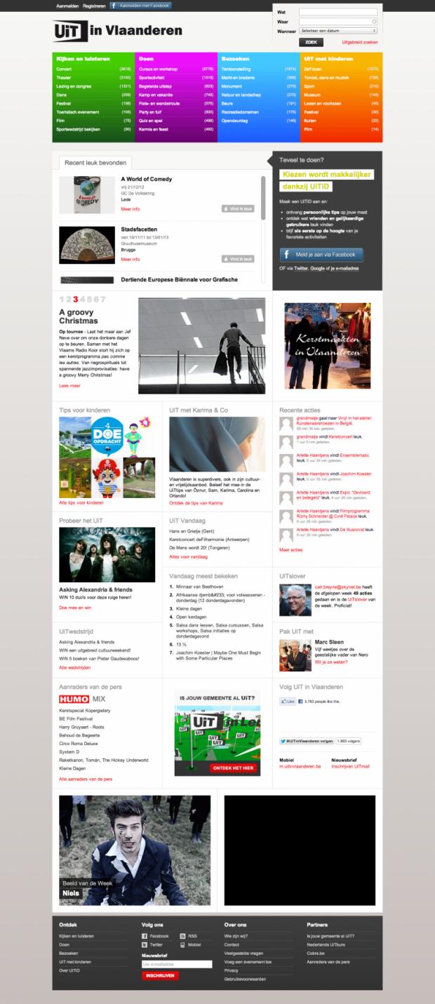 Frontpage UiTinVlaanderen - Wunderkraut