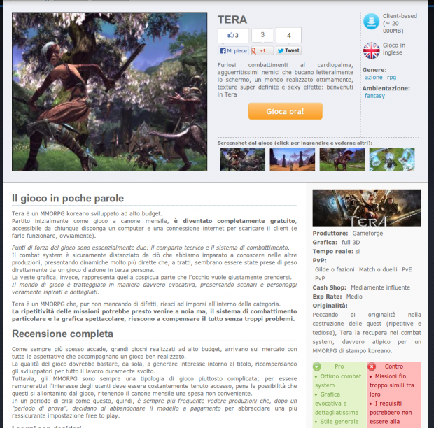 iBrowserGame - Browser Games and MMORPGs reviews | Drupal org
