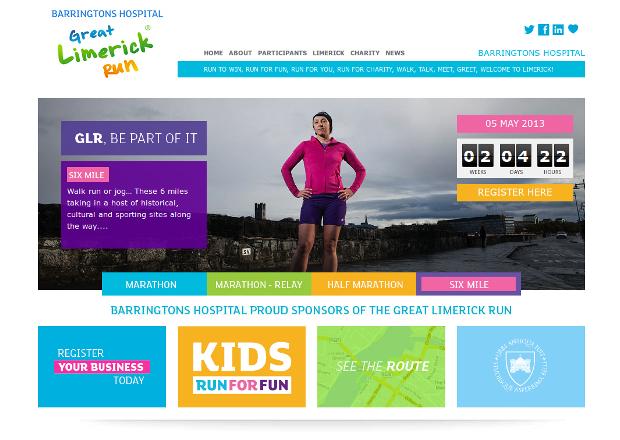 Great Limerick Run Marathon