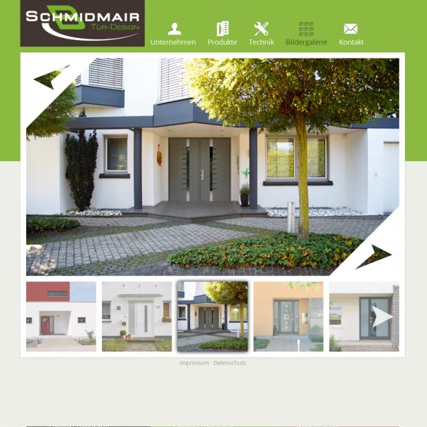 Schmidmair Tür-Design Gallery