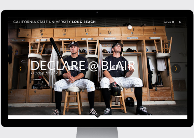 Long Beach State Homepage