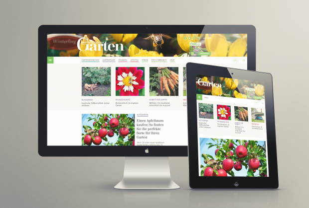 gardening magazine for hubert burda media. Black Bedroom Furniture Sets. Home Design Ideas
