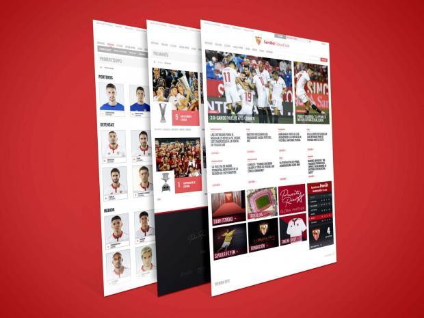 Sevilla FC website