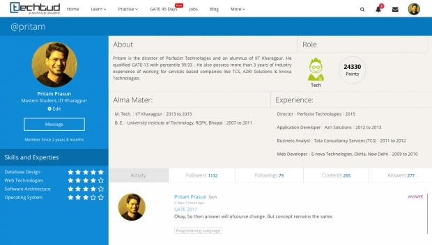Techtud Profile