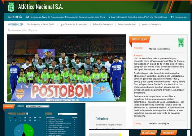 Winsports team profile