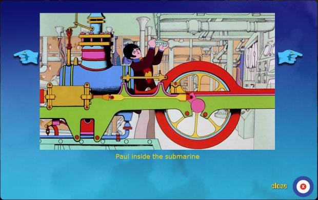 Yellow Submarine Slideshow
