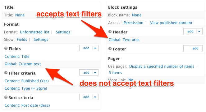 Using tokens in a view global custom text field [#1417266