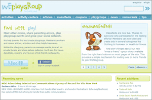 Case Study: WePlaygroup – Find. Meet. Play!