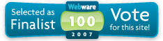 Vote for Drupal in the CNet Webware 100 Awards!