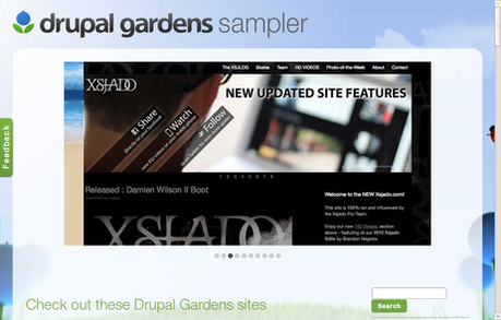 Examiner.com Chicago Public Media Drupal Gardens ...